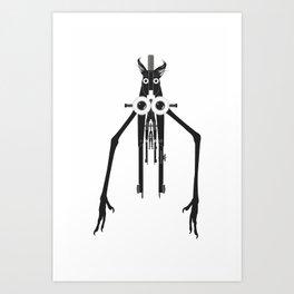 Pergo Art Print