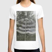 umbrella T-shirts featuring Umbrella by Anja Hebrank