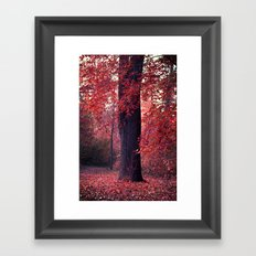 arbre Framed Art Print