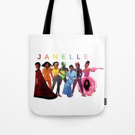 Janelle Monae Pride Tote Bag