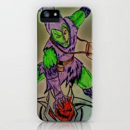 The Goblin Inside iPhone Case