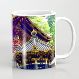 Tosho-gu Shrine, Nikko, Japan Coffee Mug