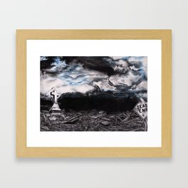 Rise: Aftermath Framed Art Print