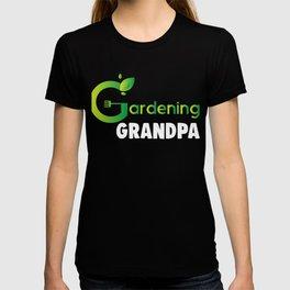Gardening Grandpa T-shirt