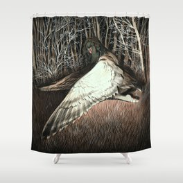 This Me Can Fly Not The Others Shower Curtain