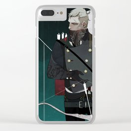 Crosskill Clear iPhone Case