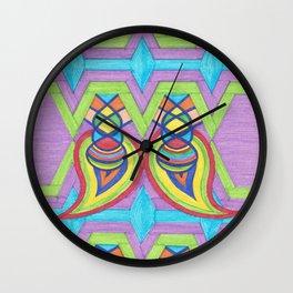 KKP 004 - Wave Wall Clock