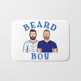 Beard Boy: Karl & Thomas Bath Mat