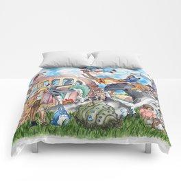 Studio Ghibli Comforters