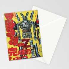 Manga 01 Stationery Cards