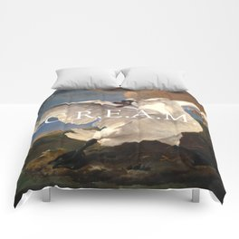 C.R.E.AM. Comforters