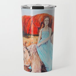 East of the Sun West of the Moon Travel Mug