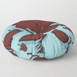 2020 Fall/Winter 16 Aquamarine Floor Pillow