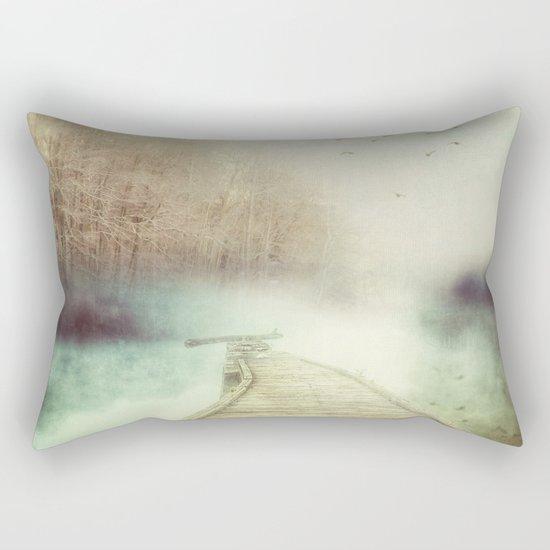 Where to? Rectangular Pillow