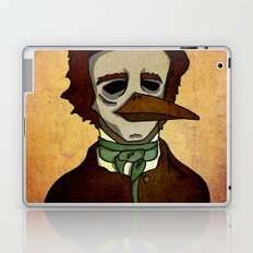 Prophets of Fiction - Edgar Allan Poe /The Raven Laptop & iPad Skin
