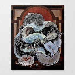 Treasure Canvas Print