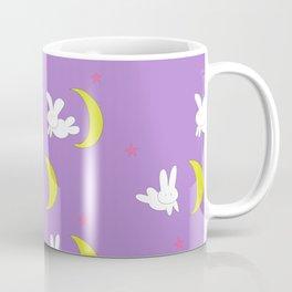 Usagi (Sailor Moon) Bedspread Bunny and Moon  Coffee Mug