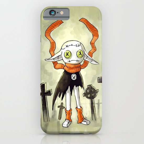 Rag Doll 2 iPhone & iPod Case