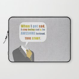 LEGEN____waitforit____DARY Laptop Sleeve