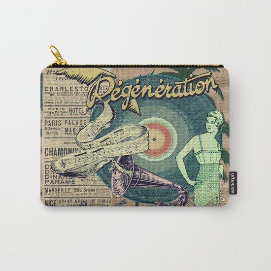 Regeneration Carry-All Pouch