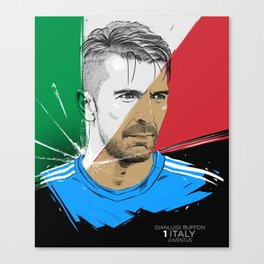 Gianluigi Buffon Canvas Print
