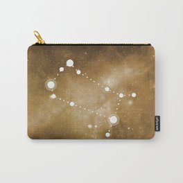 Gemini Star Carry-All Pouch