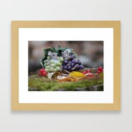 King And Queen For A Day Framed Art Print