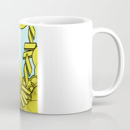 AUTOMATIC WORM 1 Coffee Mug
