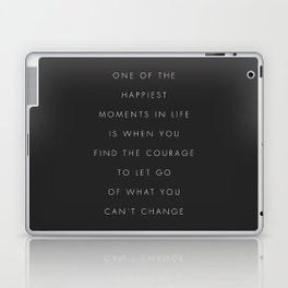 One Of The Happiest Moments In Life Laptop & iPad Skin