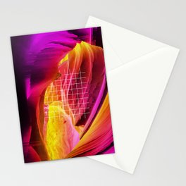 Residue of a Nameless Rage Stationery Cards