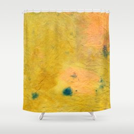Abstract No. 534 Shower Curtain
