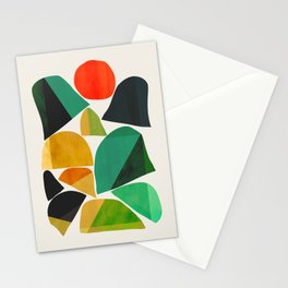 Mountains as the giants Stationery Cards