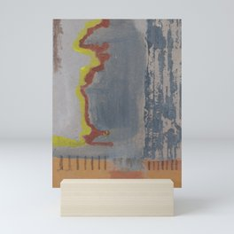 2017 Composition No. 30 Mini Art Print