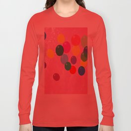 Balloons in a Cotton Candy Sky Long Sleeve T-shirt