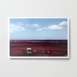 Southport - Mr. Whippy Metal Print