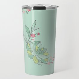 Suculenta Travel Mug