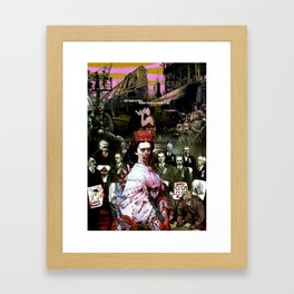 Everything Permitted (Paranoia Policy) Framed Art Print