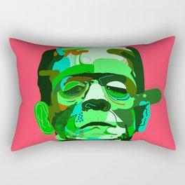 Frank. Rectangular Pillow