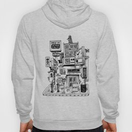 Downtown Brandon Manitoba Hoody