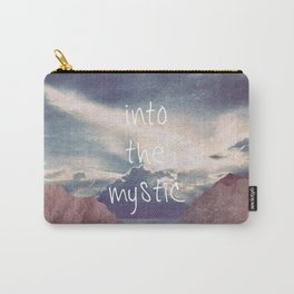 Into the Mystic (ANALOG zine) Carry-All Pouch