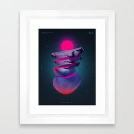 ONLY ONE Framed Art Print
