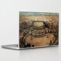theater Laptop & iPad Skins featuring Yerevan Opera Theater by Narek Gyulumyan