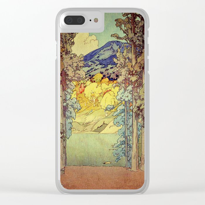 Returning to Hoyi Clear iPhone Case