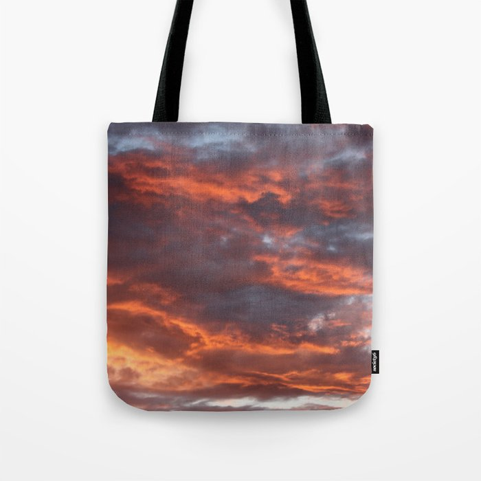 The Sun Will Set Tote Bag