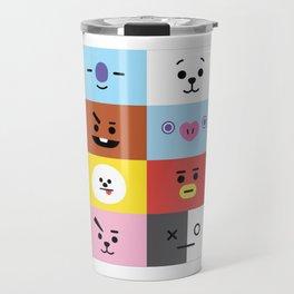 BT21 ALL-IN-ONE Travel Mug