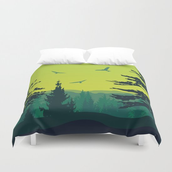 My Nature Collection No. 13 Duvet Cover