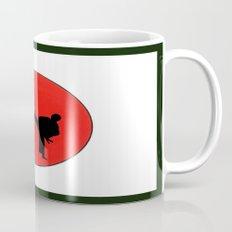 Art Of Karate Print Mug