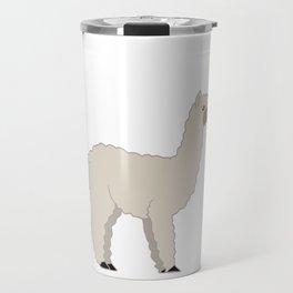 F.M.L. Fluff My Llama Animal Lover Insult T-Shirt Travel Mug