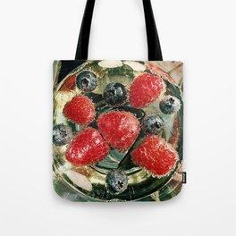 Bubbles N Berries Tote Bag