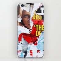 watchmen iPhone & iPod Skins featuring Who Watches The Watchmen? by Joel Lambeth